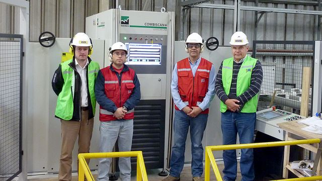 Minimal malfunctions and easy to use: CombiScan+ at JCE Chile